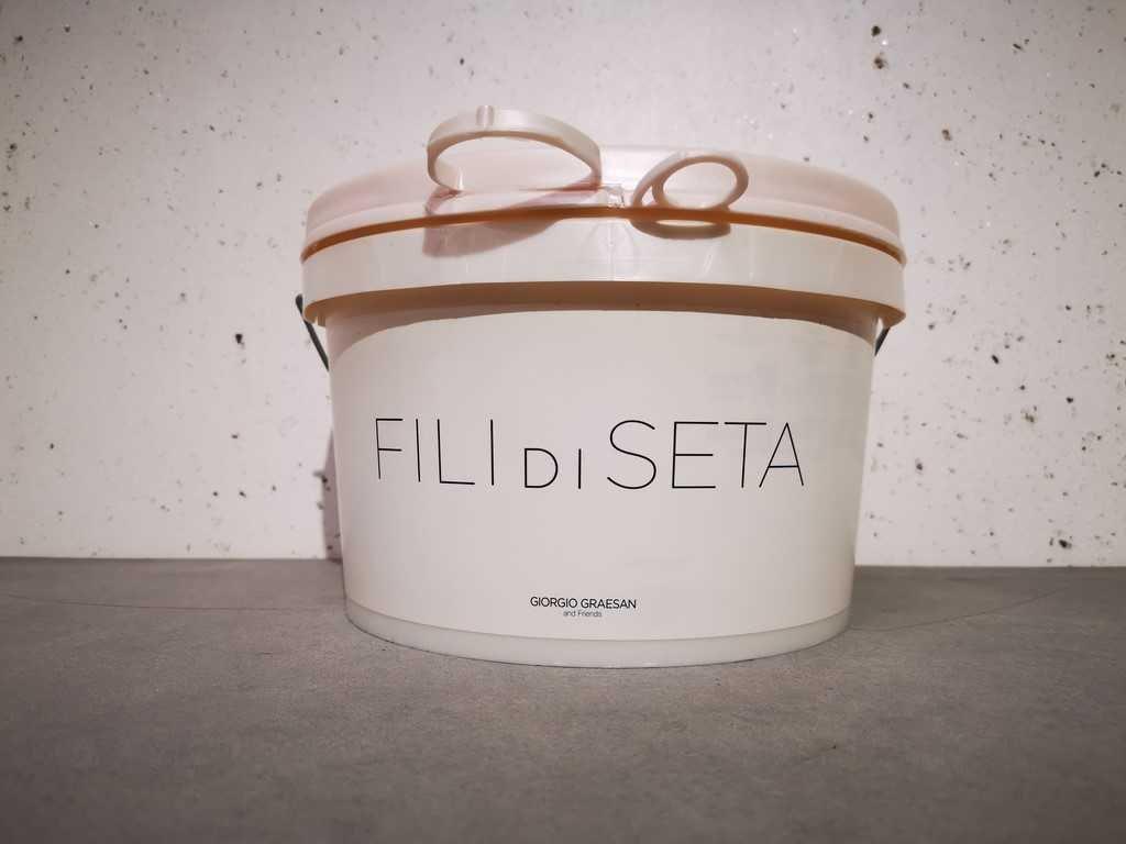 Dekorativní nátěr Fili di Seta 2,5l