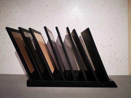 Vzorky dekorativních stěrek nátěrů (3)