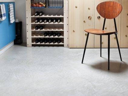 imitace betonu podlaha