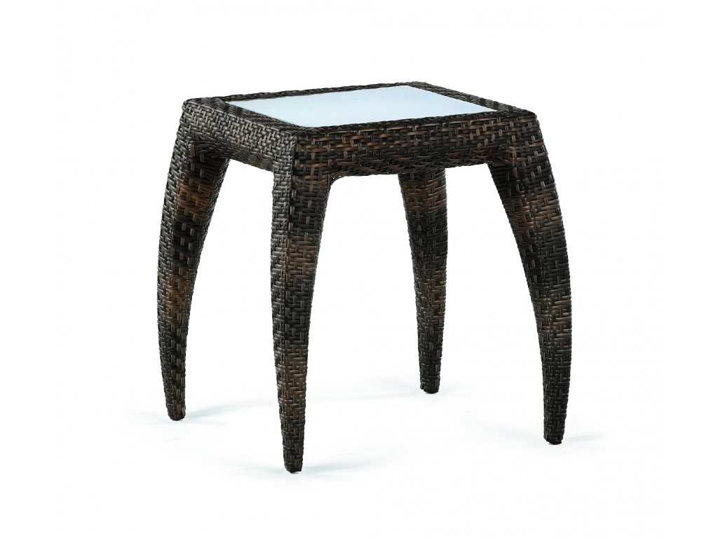 Corentine Side Table boca brown 6x1.6 1218