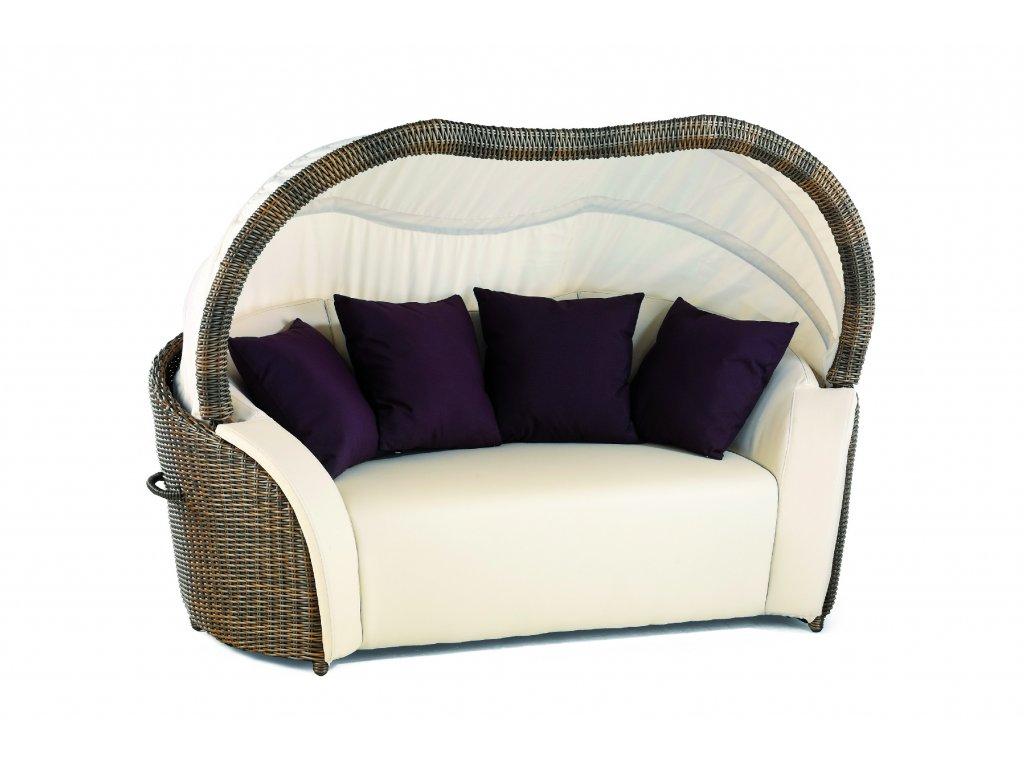 Luxor Small Lounge mixed beige marina creme 0520