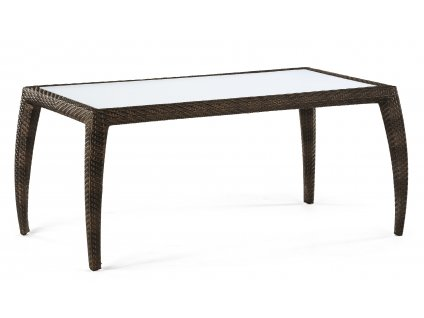 Corentine Dining Table boca brown 6x1.6 1230
