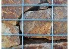 Gabionové stěny - 10x5