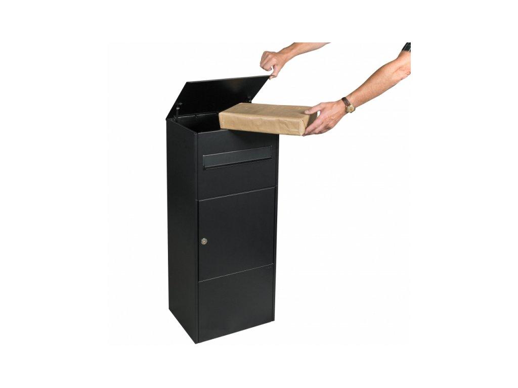 Poštovní schránka Oak