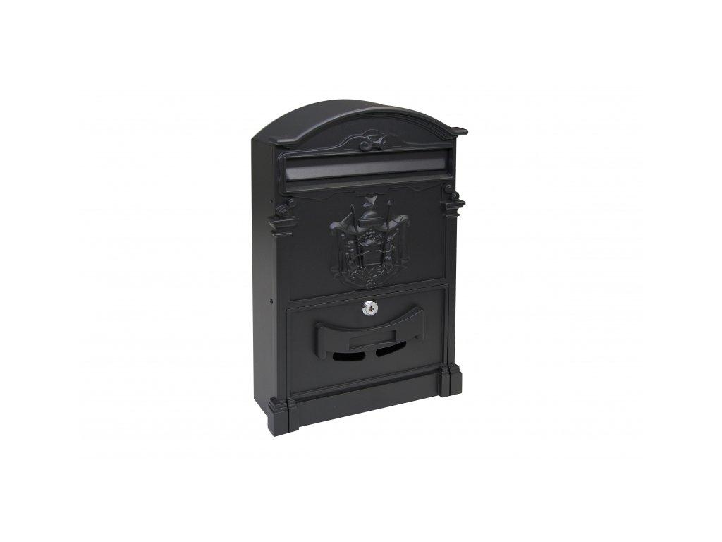 Poštovní schránka Richter BK301.CP - černá