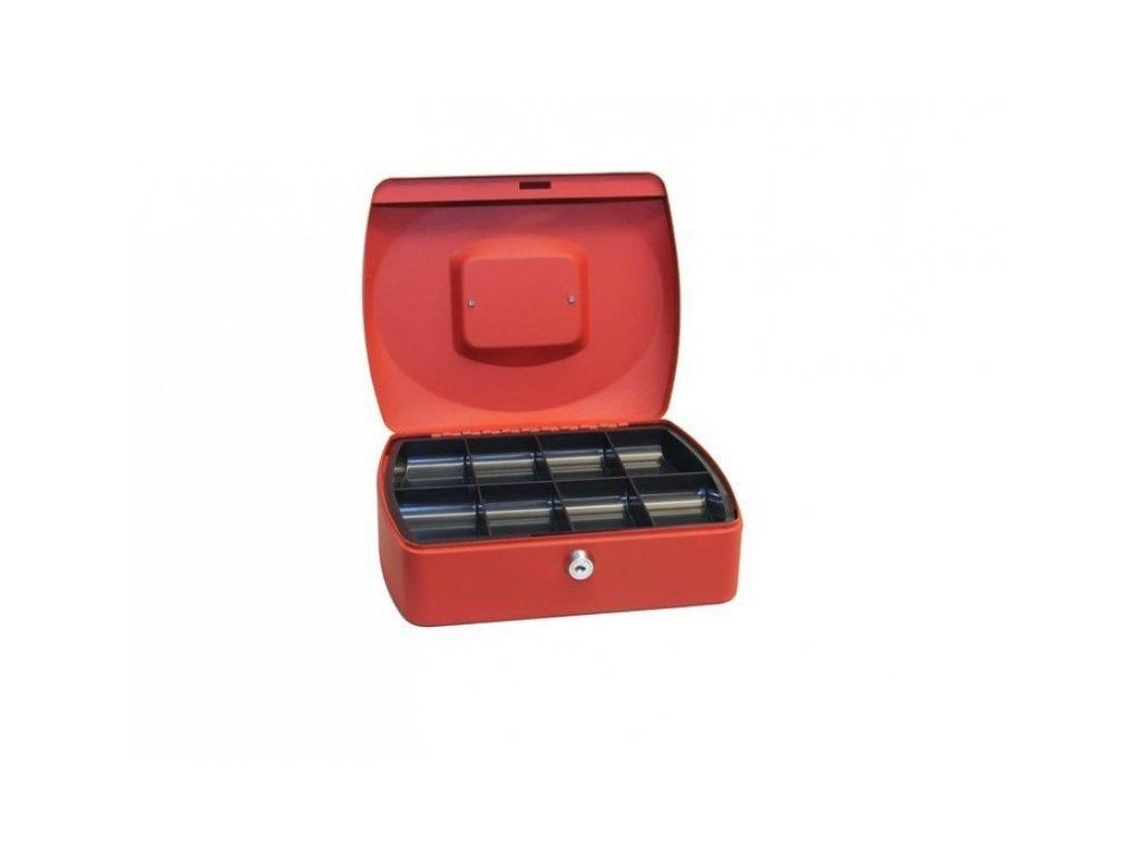 Pokladnička TS.0120.C - červená