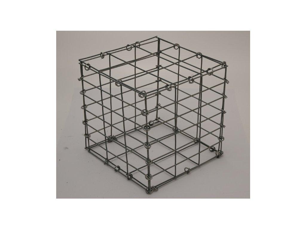 Gabiony DOMYS - gabionové sítě oka 10x5 cm