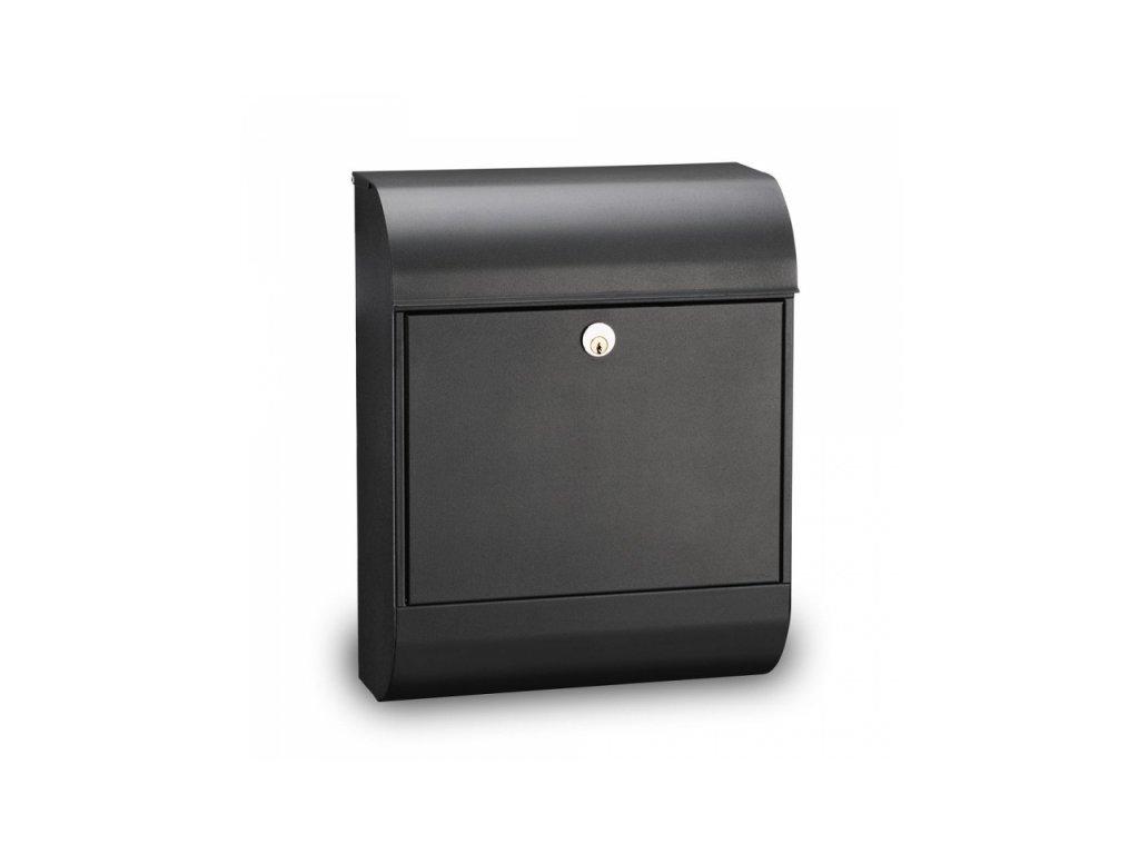 Poštovní schránka Pearl - černá