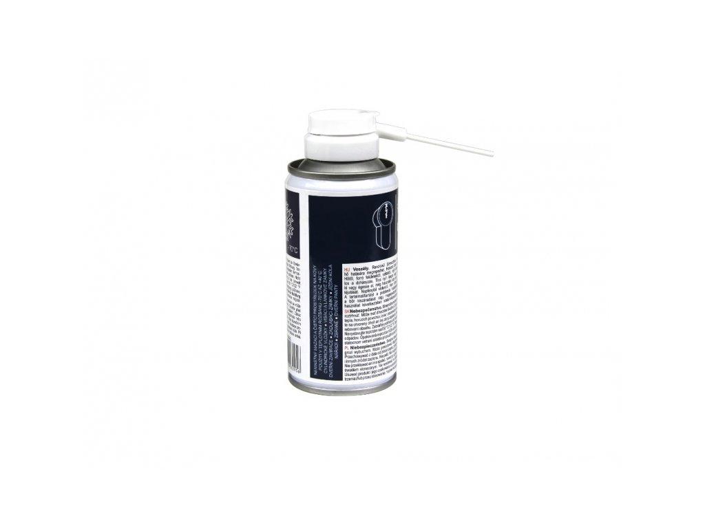 Nemastný mazací a čistící prostředek na kovy EH.150ML
