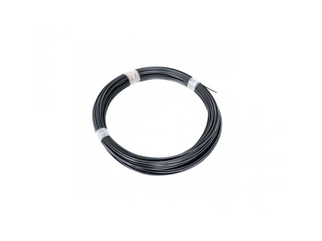 Drát napínací Zn + PVC 52m, 2,25/3,40, antracit