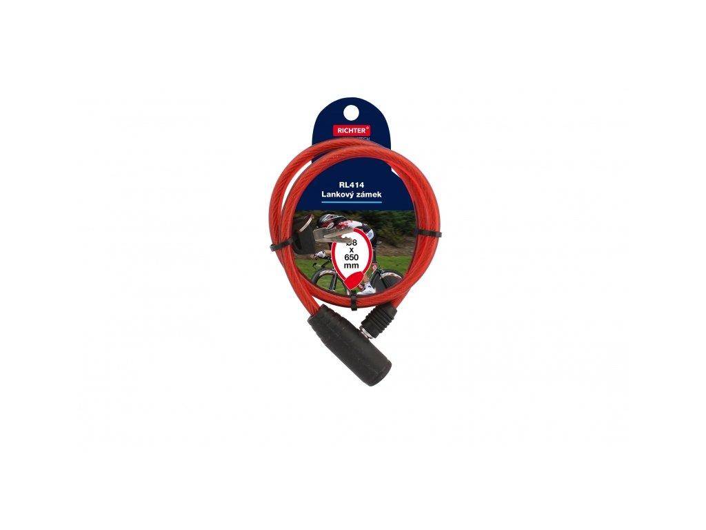 Lankový zámek RL414 - červen