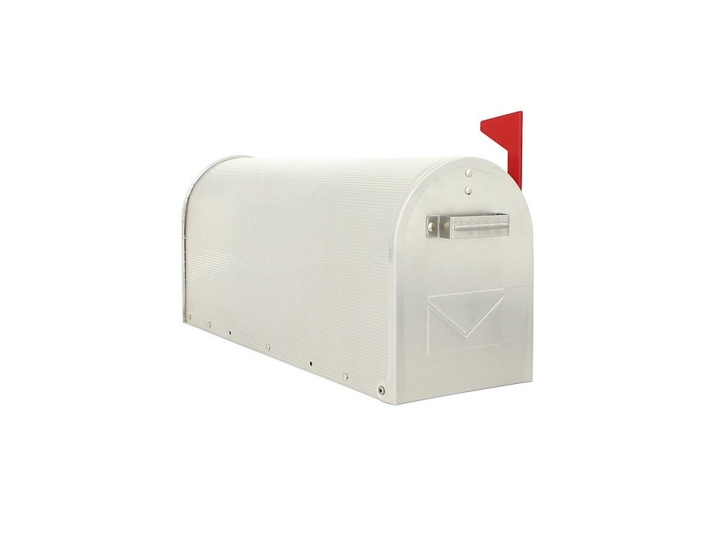 DOMYS e-shop: Americká poštovní schránka US MAILBOX - hliník