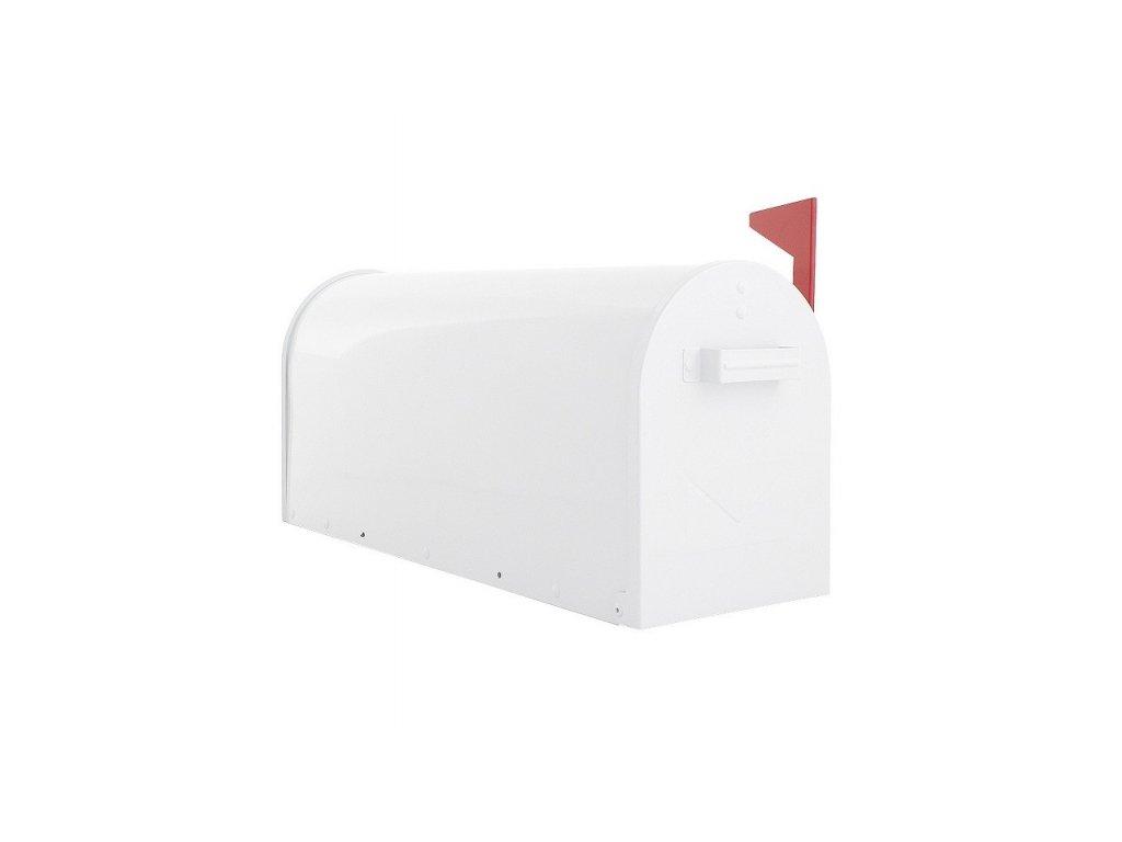 DOMYS e-shop: Americká poštovní schránka US MAILBOX - bílá