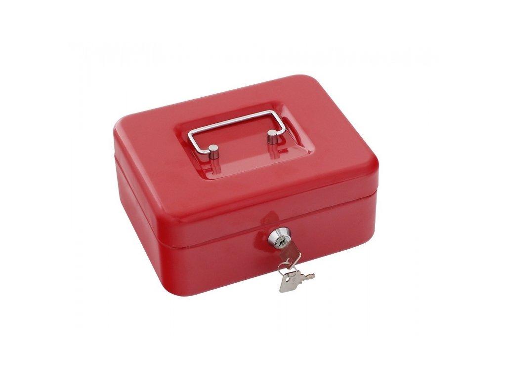 DOMYS e-shop: Pokladnička TRAUN2 červená