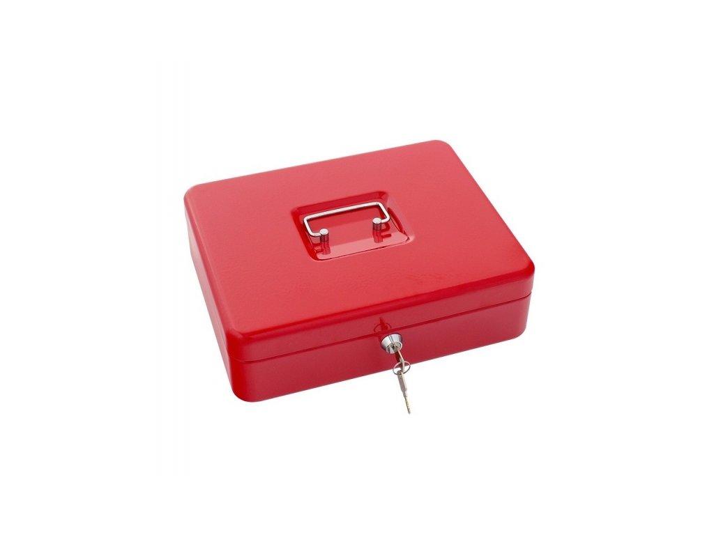 DOMYS e-shop: Pokladnička TRAUN4 červená