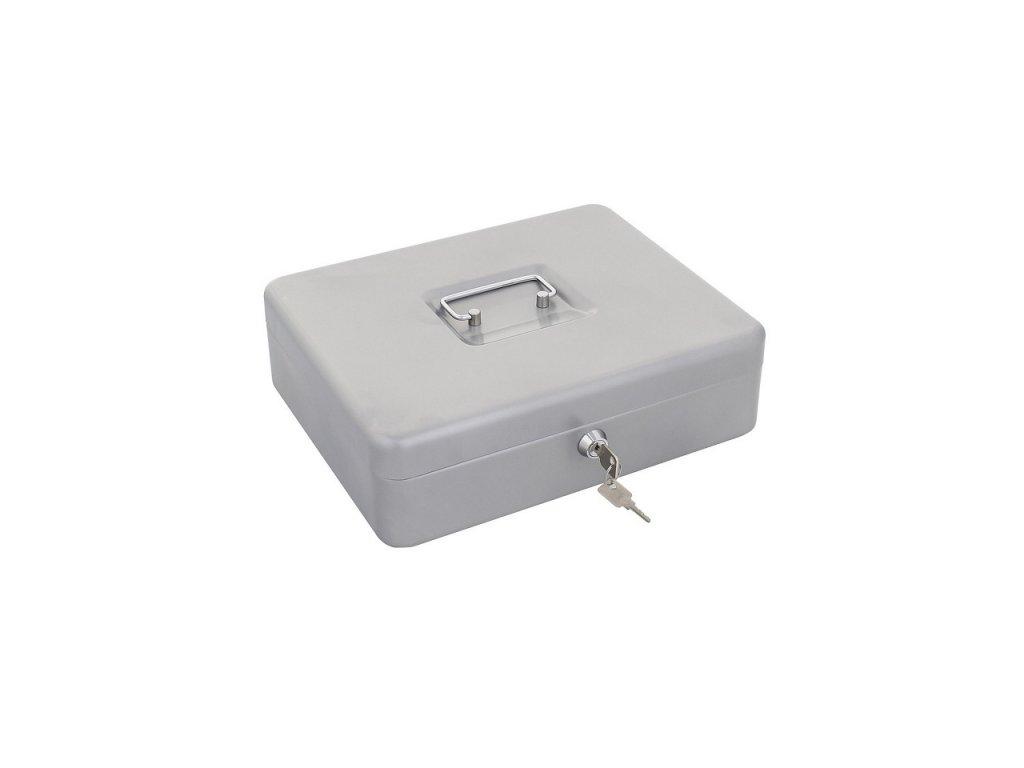 DOMYS e-shop: Pokladnička TRAUN4 stříbrná