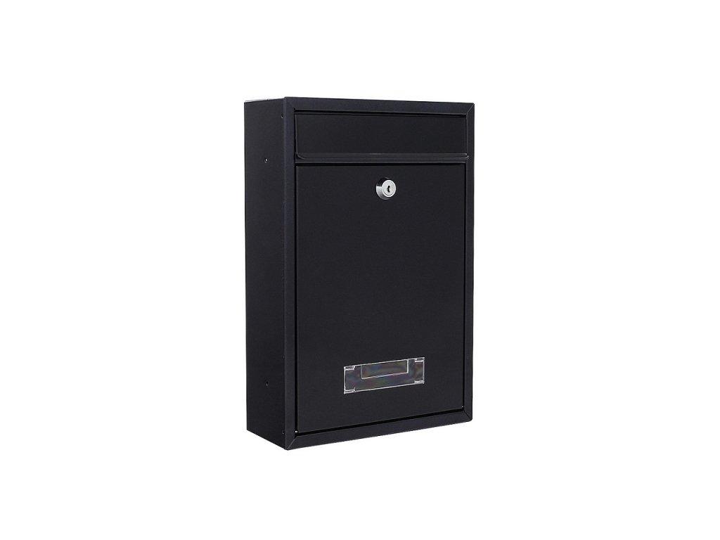 DOMYS e-shop: Poštovní schránka TARVIS antracit