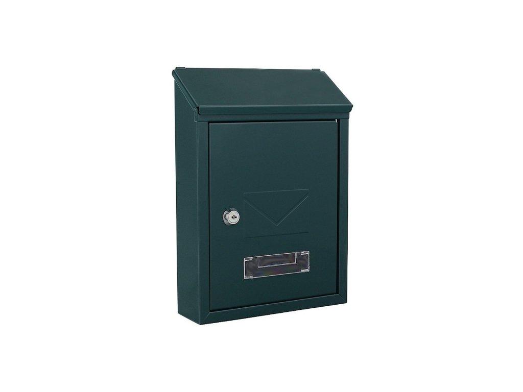 DOMYS e-shop: Poštovní schránka UDINE zelená