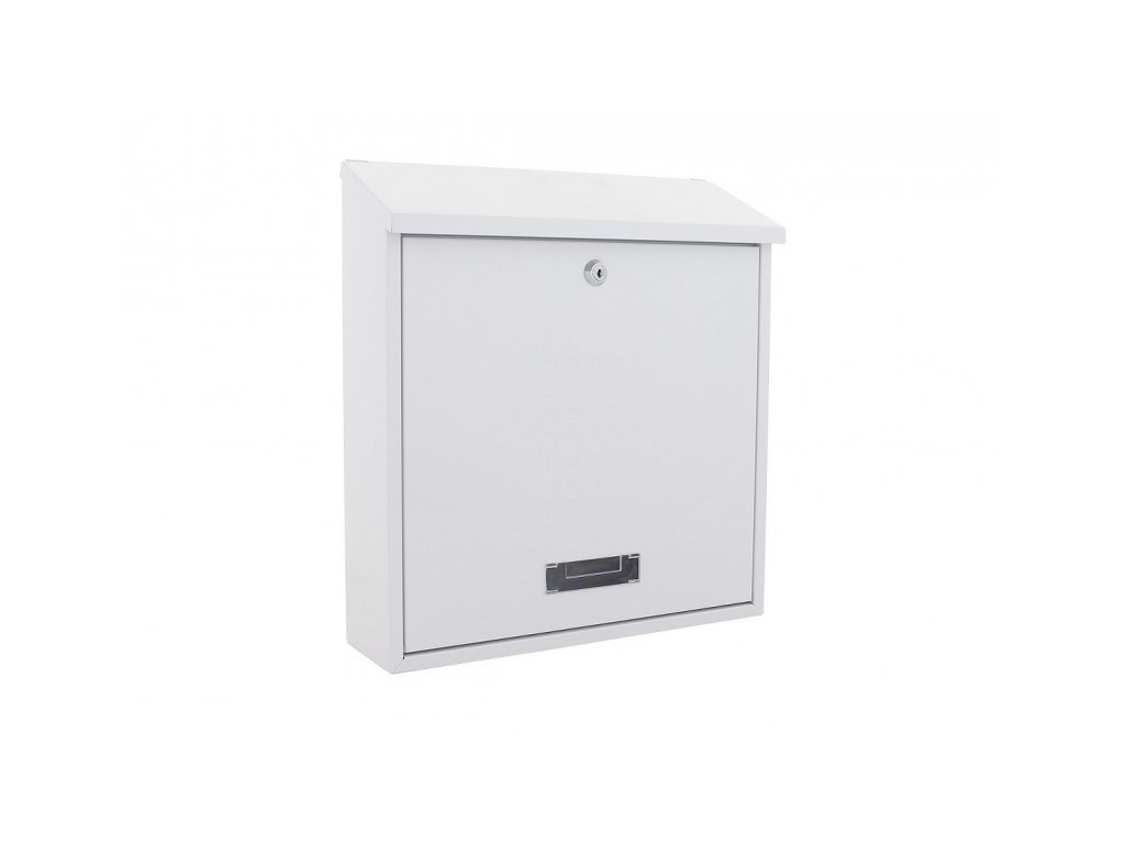 Poštovní schránka BOLZANO bílá