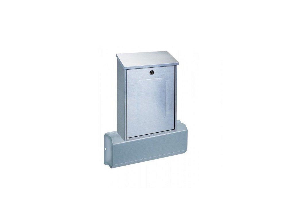 Poštovní schránka VARESE SET nerez