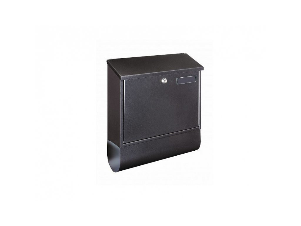 Poštovní schránka VILLA SPEZIAL-SET antracit
