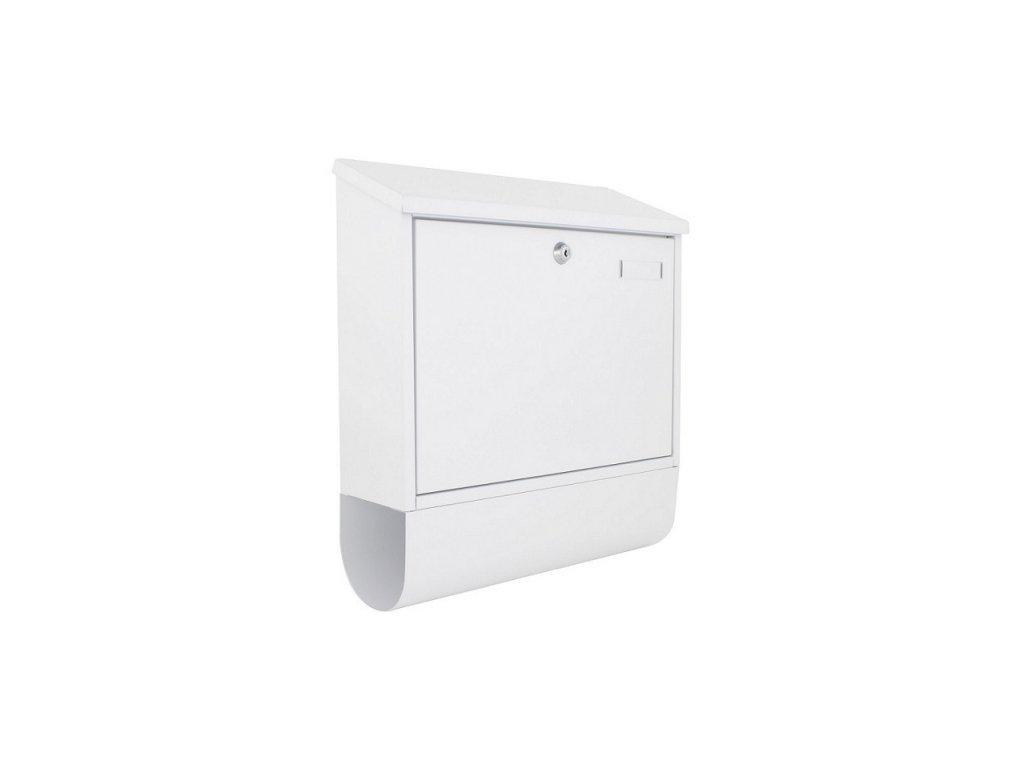DOMYS e-shop: Poštovní schránka VILLA SPEZIAL-SET bílá