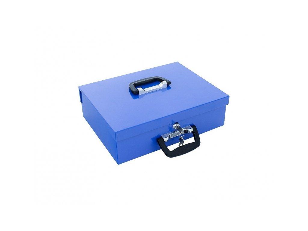 DOMYS e-shop: Europokladnička kufřík BRÜSSEL modrá