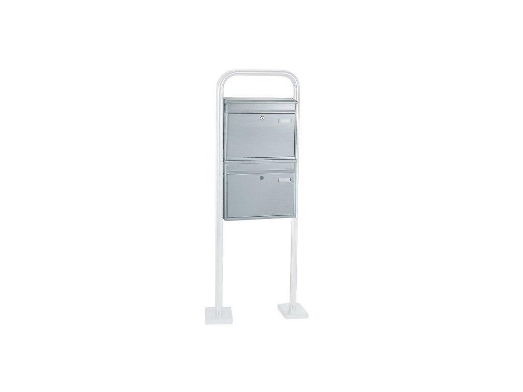 DOMYS e-shop: Stojanová poštovní schránka BKS2 nerez