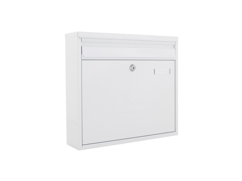 DOMYS e-shop: Poštovní schránka TERAMO bílá