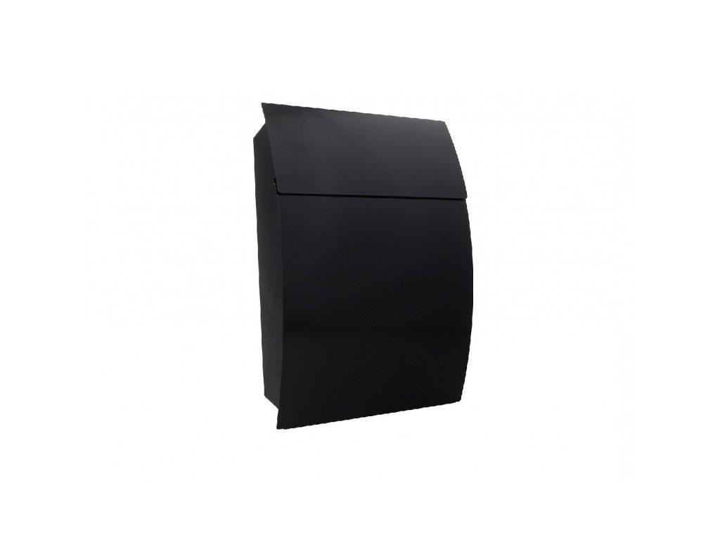 Poštovní schránka HARROW černá