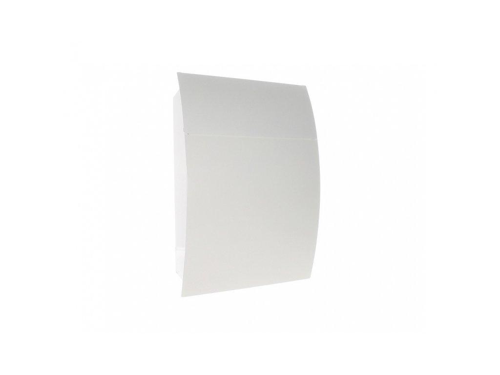 DOMYS e-shop: Rottner Poštovní schránka HARROW bílá