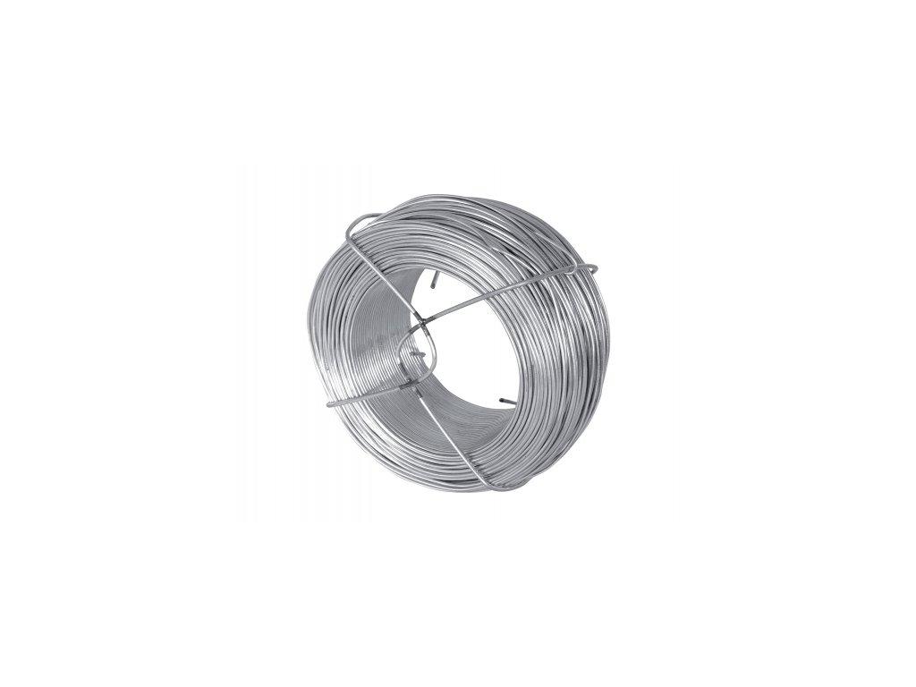 Vázací drát 1,2 mm pozinkovaný - bal. 100 m
