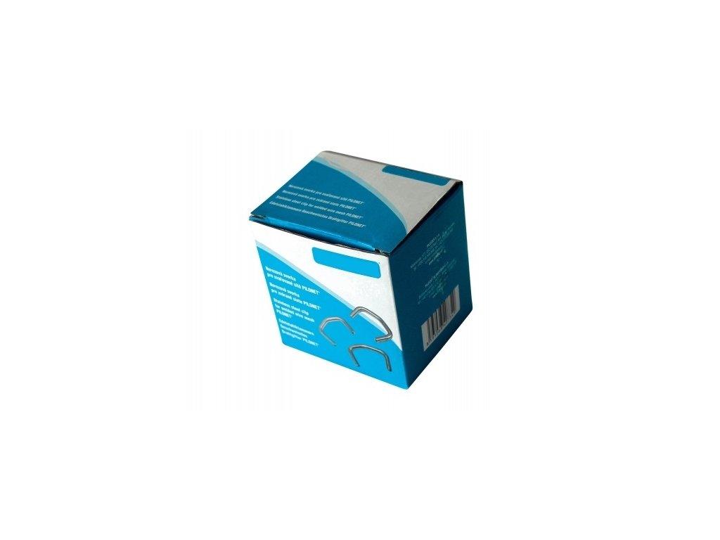 Svorky CLIP - balení 500 ks