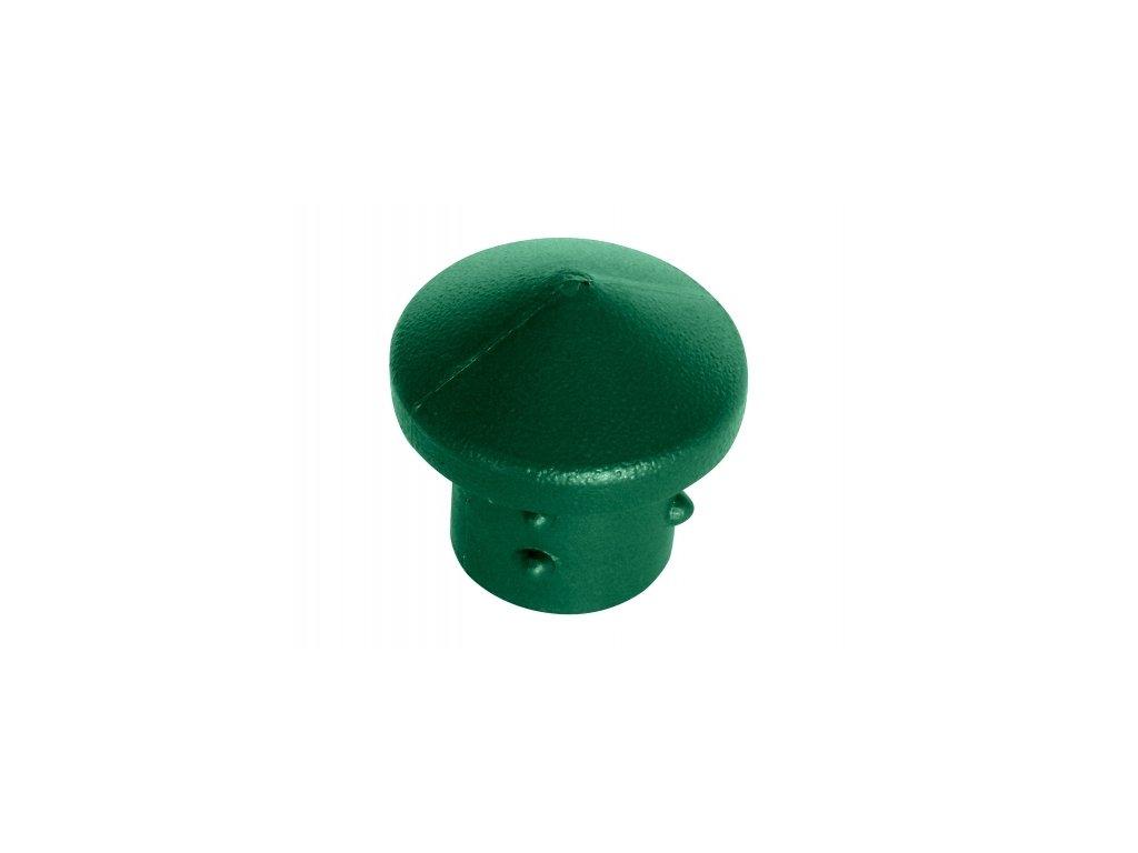 """Čepička PVC 5/4"""" - zelená"""