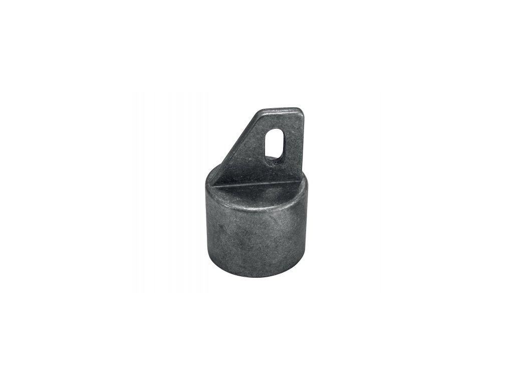 Koncovka na vzpěru hliník - průměr 48 mm