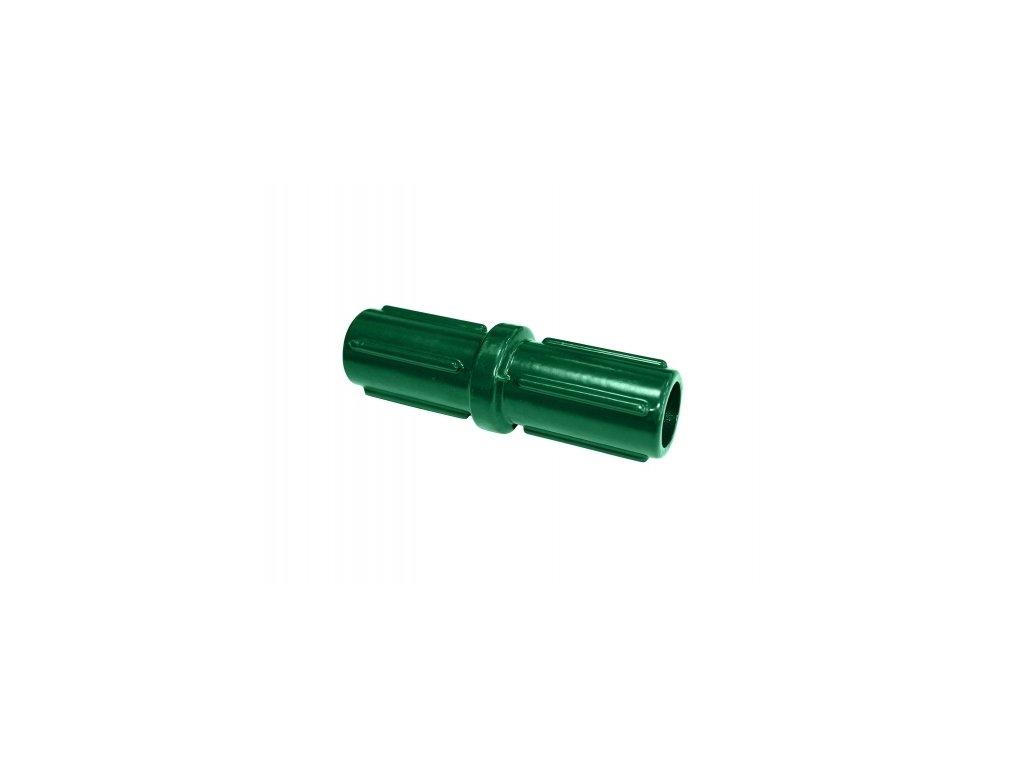 Nástavec pro sloupek, zelený - 38 mm