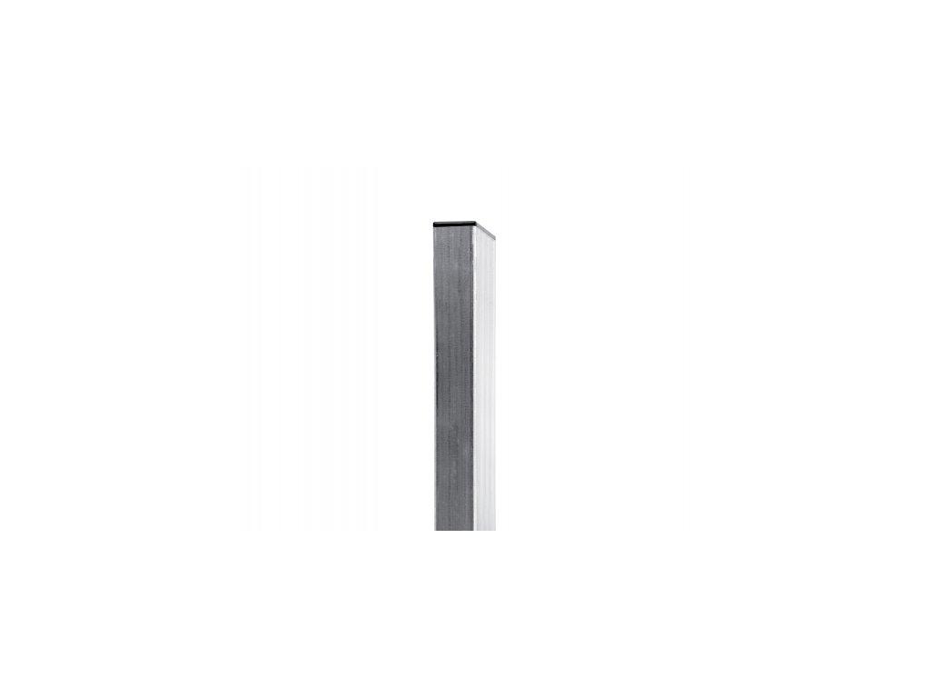 Sloupek POZINKOVANÝ (ZN) 60x40 mm - 260 cm