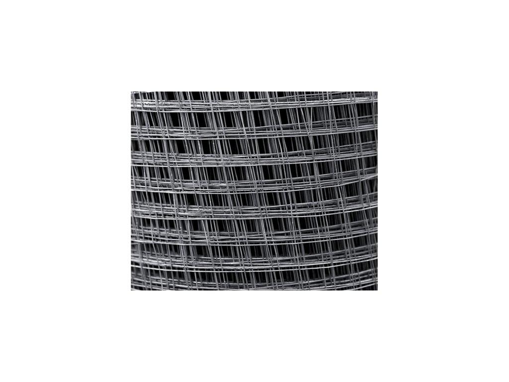 Rabicové pletivo v roli (FE), oka 16×16 mm - výška 100 cm, 50 m