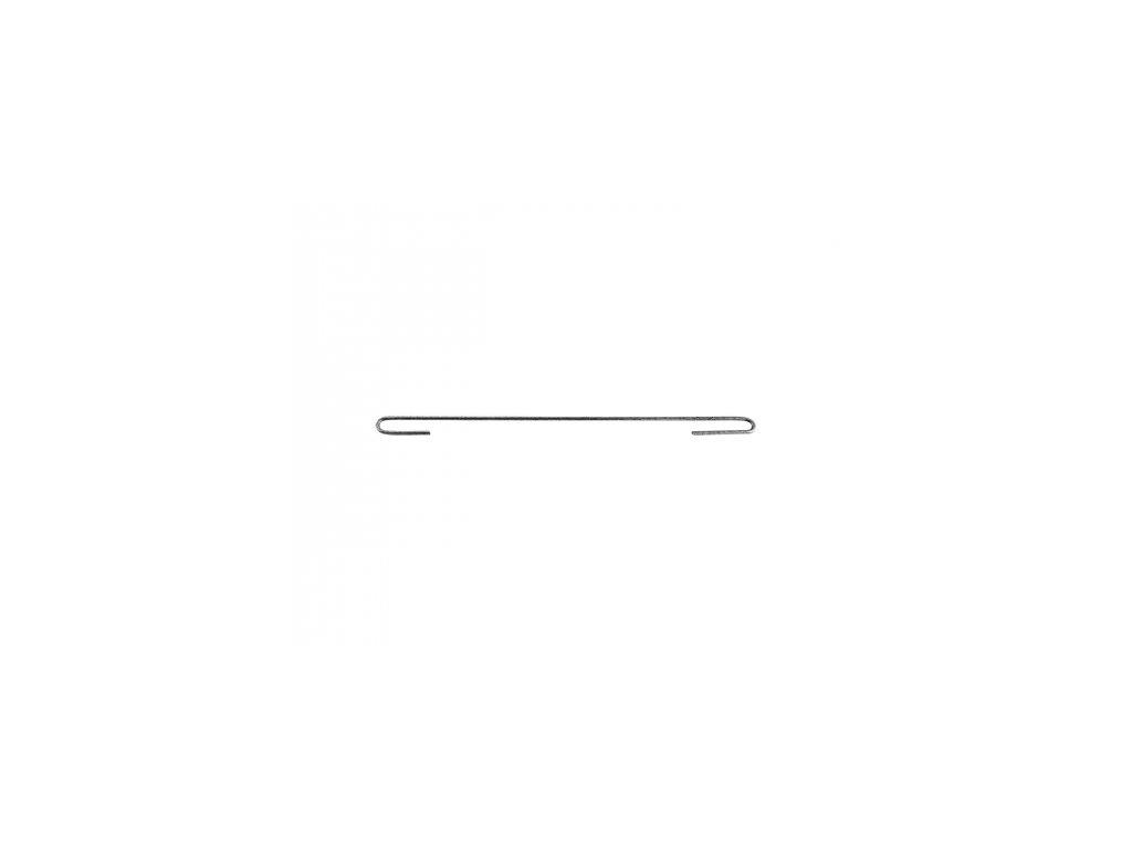 Gabiony DOMYS - GABIONOVÉ TÁHLO (háček) 15 cm - oboustranně ohlé