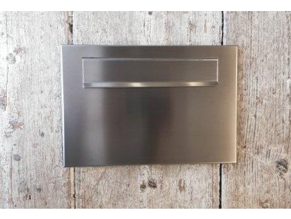 Poštovní schránka pro zazdění