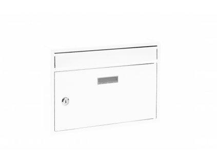 Poštovní schránka BK22.B - bílá