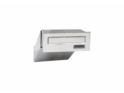 DOMYS e-shop: Poštovní schránka RICHTER BK38.N - nerez