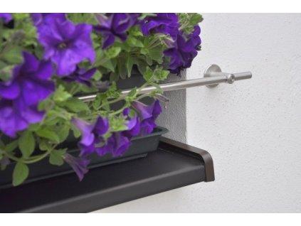 Zábrana truhlíku - na fasádu, délka 1500 mm