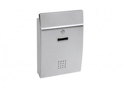 DOMYS e-shop: Poštovní schránka BK.05.N - nerez