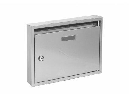 Poštovní schránka BK24.N - nerez