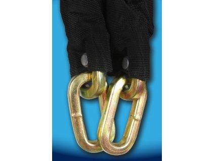 Bezpečnostní řetěz HARDENED - 10x1000 mm