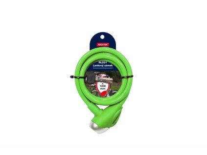 Lankový zámek RL561 - zelený