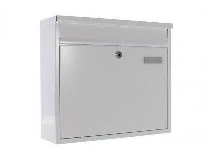 DOMYS e-shop: Poštovní schránka HOCHHAUS II bílá