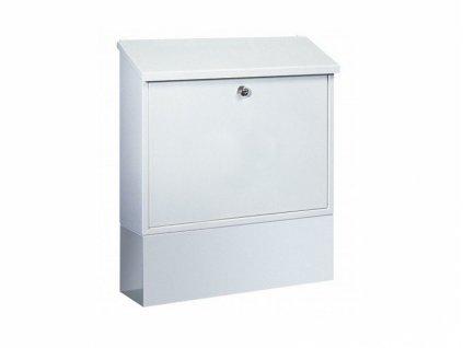 Poštovní schránka VILLA set - bílá