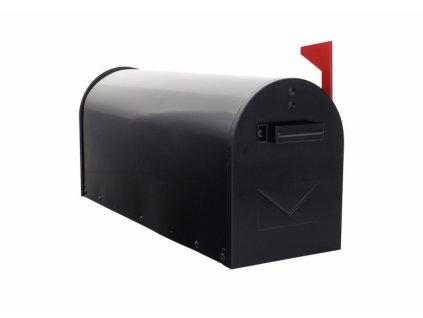 DOMYS e-shop: Americká poštovní schránka US MAILBOX - černá